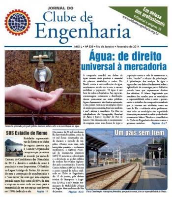 Jornal do Clube - Edição 539 - Fev/14