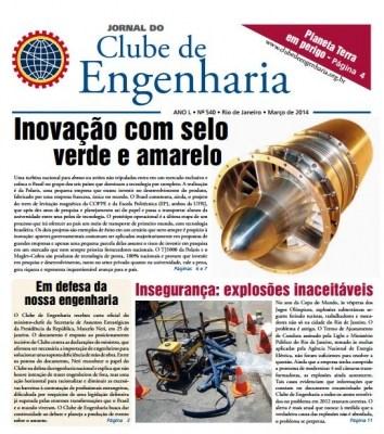 Jornal do Clube - Edição 540 - Mar/14