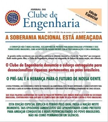 Jornal do Clube - Edição 550 - Jan/15