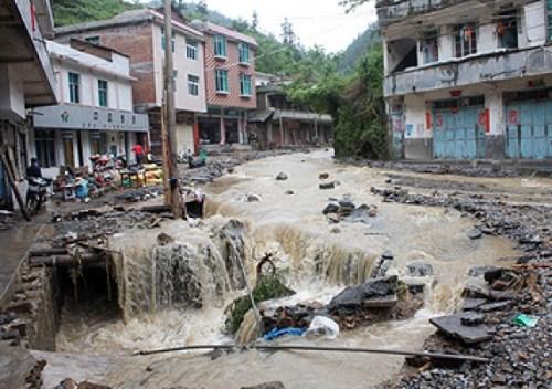 Governo lança Plano de Gestão de Riscos de Desastres Naturais