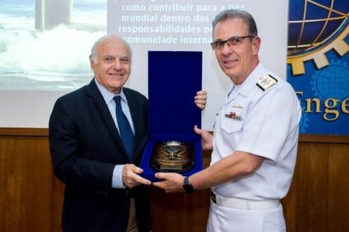 O Programa Nuclear da Marinha e o Programa de Desenvolvimento de Submarinos (Prosub)