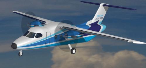 DESAER – Surge uma nova fábrica de aeronaves no Brasil