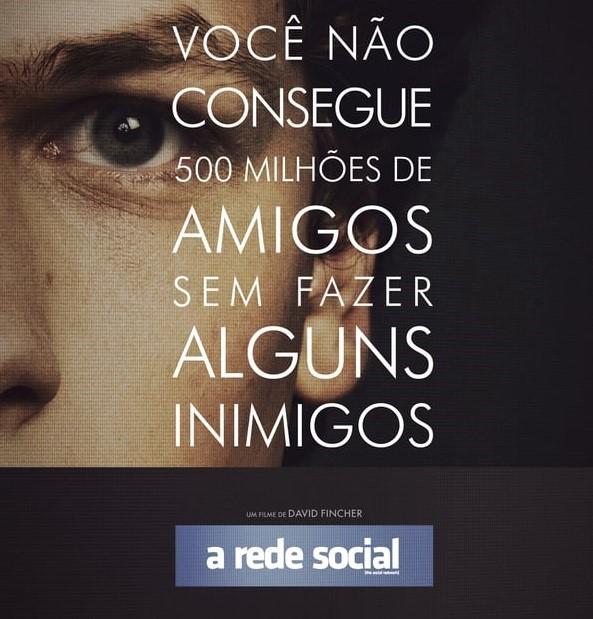 Cine Vídeo: A Rede Social - Clube de Engenharia