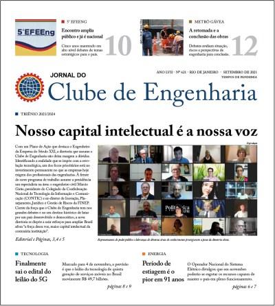 Jornal do Clube de Engenharia nº621
