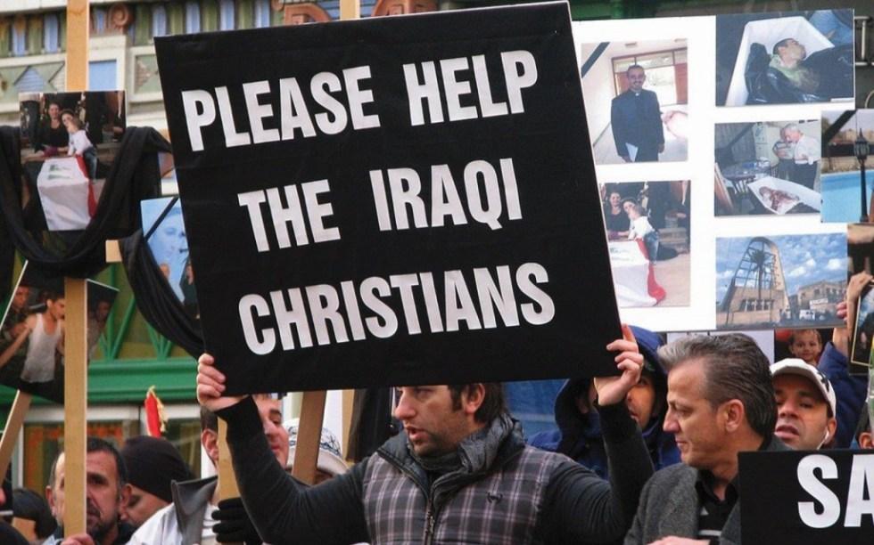 Cristaos-no-iraque-Portal-Conservador