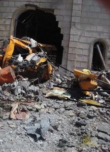 Igrejas-destruidas-no-iraque-Portal-Conservador