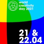 World Creativity Day 2021 será nos dias 21 e 22 de abril