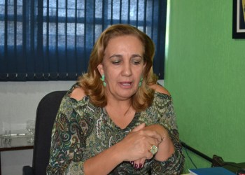 Professora Sonja Maria Lacerda