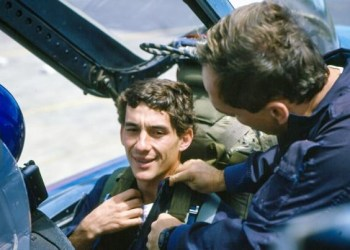 Senna voo 30 anos Mirage