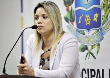 Vereadora Elinner Rosa- MDB