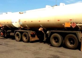 Transporte de combustíveis terá fiscalização maior
