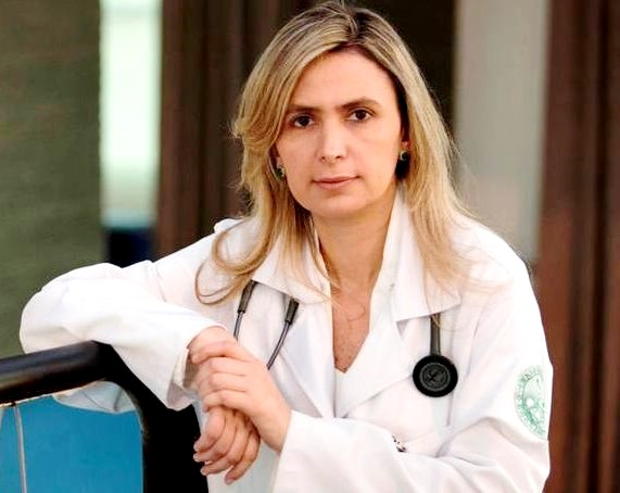 Ludhmila Hajjar, médica cardiologista