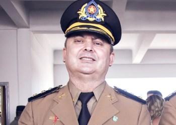 Tenente Coronel PM Paulo Roberto de Oliveira