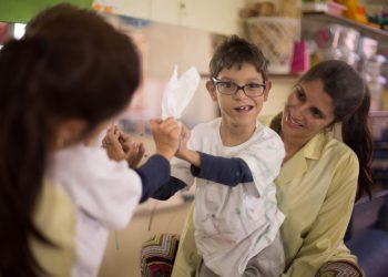 Apae Anápolis visita de ONG doença rara
