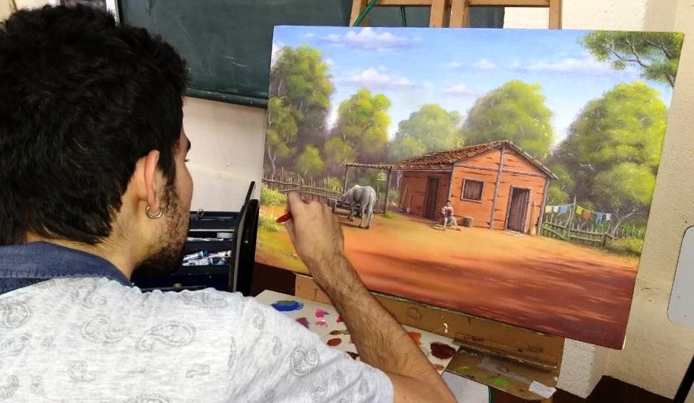 Exposição Escola de Artes de Anápolis