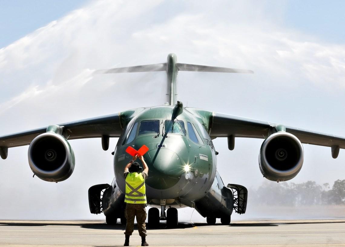 KC 390 Ala 2 Anápolis
