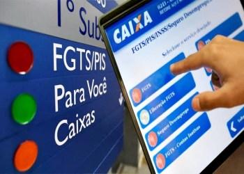 FGTS saque