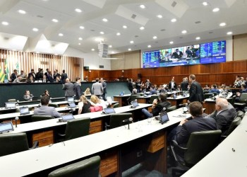 Plenário Assembleia Legislativa