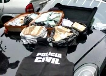 olícia Civil - Dinheiro Porsche