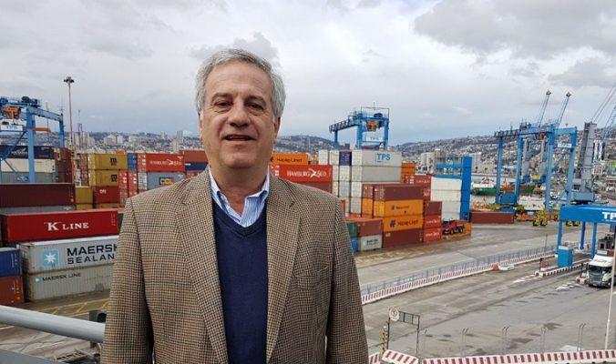 Gerente general de VTP valora apoyo del Gobierno chileno ante proyecto de muelle para cruceros