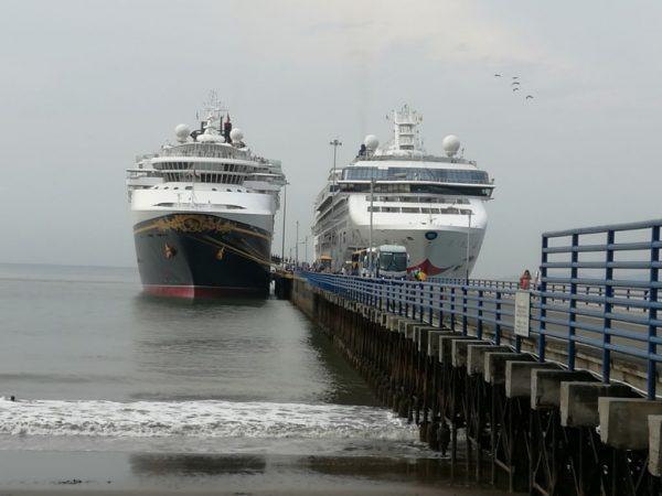 Costa Rica planea fortalecer desarrollo de turismo de cruceros