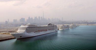 """Dubái realiza """"fam trip"""" con agentes de viajes para cruceros"""