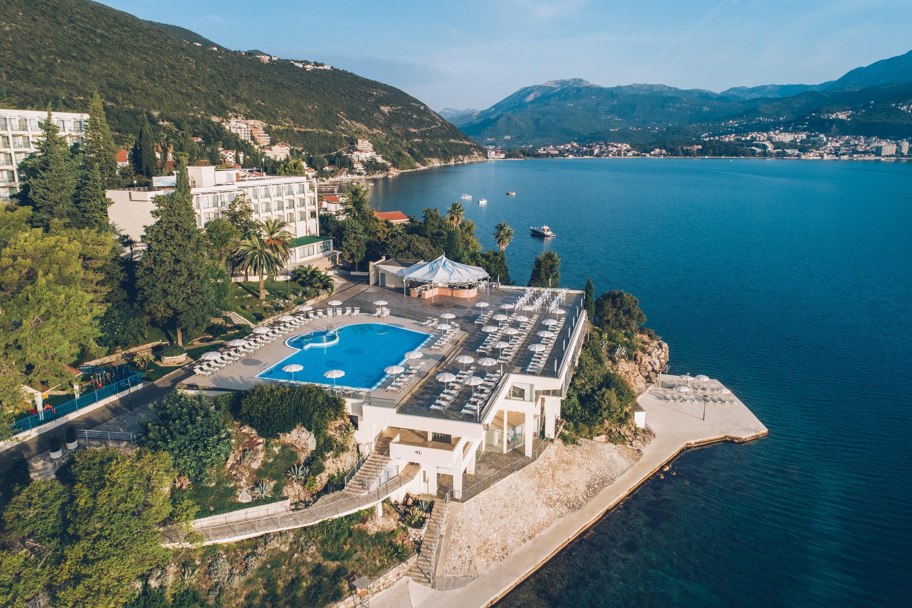 Montenegro aumenta durante la temporada de verano