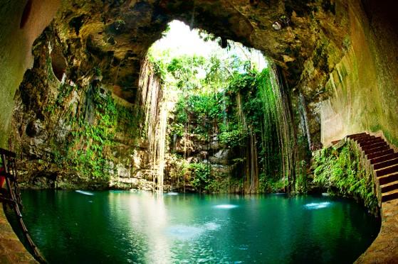 Visita ao Mundo Subterraneo