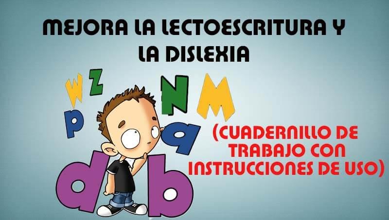 Cuadernillo de dislexia