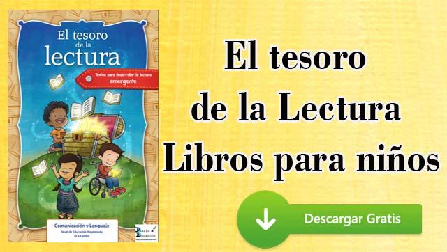 El Tesoro de la Lectura: Libros para niños