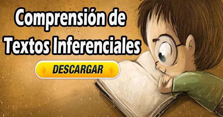 Comprensión de Textos Inferenciales