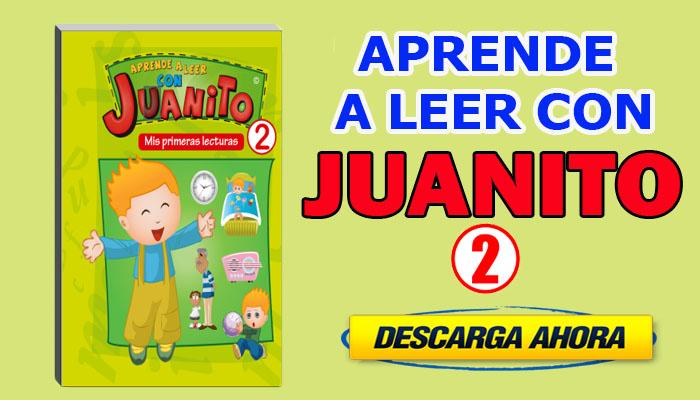 Aprende el ABC con Juanito Ejercicios de Escritura N°2