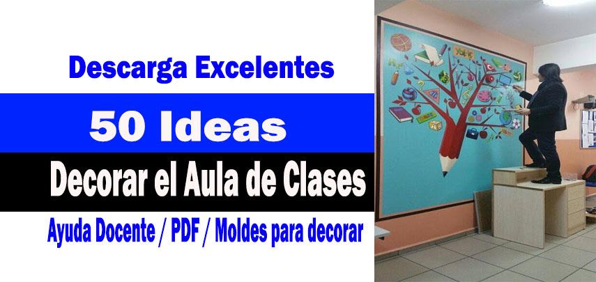 Imagenes de como decorar un aula de clases con frases - Ideas para decorar mi salon ...