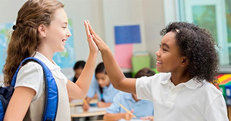 Fortaleciendo los lazos entre los estudiantes