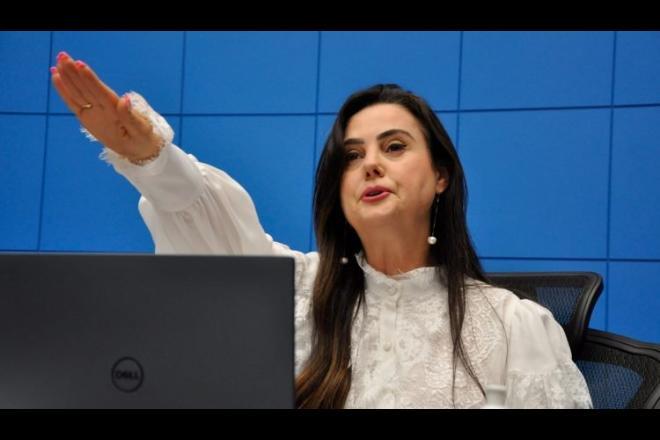Mara Caseiro assume liderança do Governo na Assembleia Legislativa