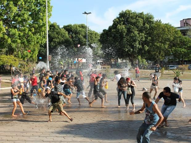 Prefeitura de Ponta Porã cancela guerra d'água e feriados de carnaval