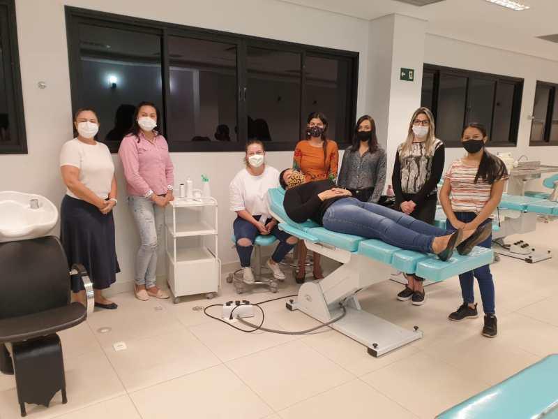 Prefeitura de Ponta Porã e SENAC concluem cursos profissionalizantes