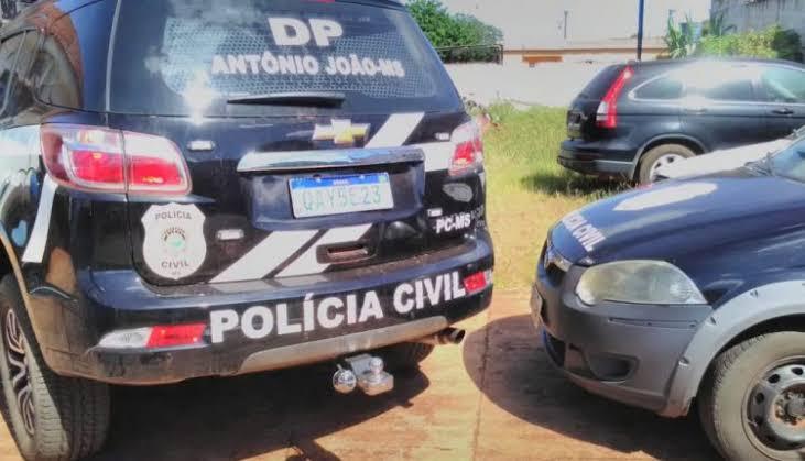 POLÍCIA CIVIL PRENDE ACUSADO DE TRÁFICO DE DROGAS E FALSIDADE DOCUMENTAL EM ANTÔNIO JOÃO