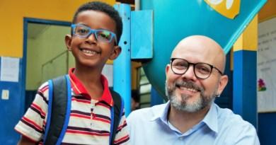 Aleks Palitot acompanha Programa Saúde na Escola