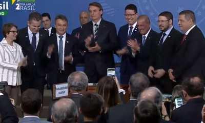 Importante conquista para Rondônia Presidente Bolsonaro assina MP da Regularização Fundiária