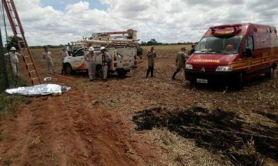 Jovem de 24 anos funcionário da energisa morre eletrocutado em Cacoal
