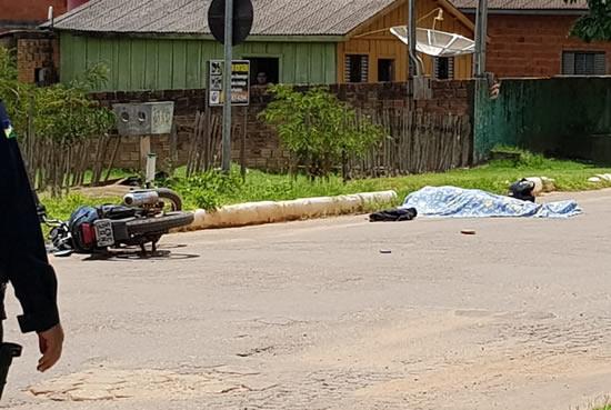 O jovem Pablo Martinelli, eletrifcista da Energisa, foi morto a tiro em Mirante da Serra, interior de Rondônia