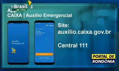Aplicativo para receber auxílio emergencial poderá ser baixado a partir de hoje