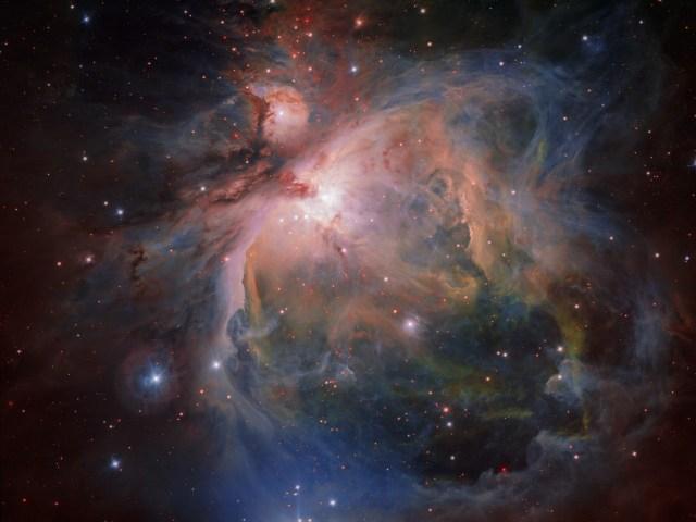 Mãe do ano: a Nebulosa de Orion