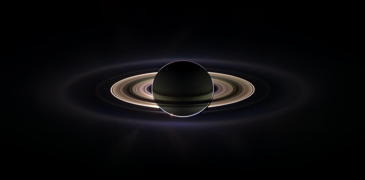 Um adeus a Saturno
