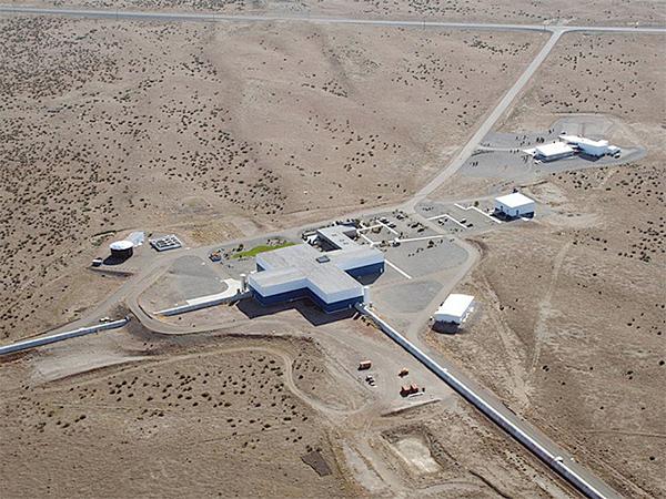 Observatório LIGO, Hanford.