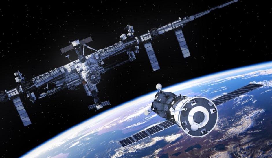 11 Fevereiro 2018: De volta à ISS