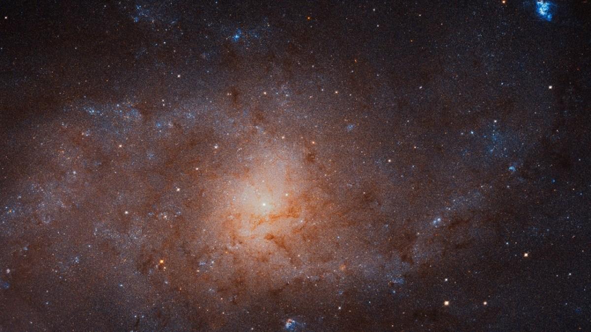O Telescópio Espacial Hubble tem uma impressionante resolução de Ano Novo