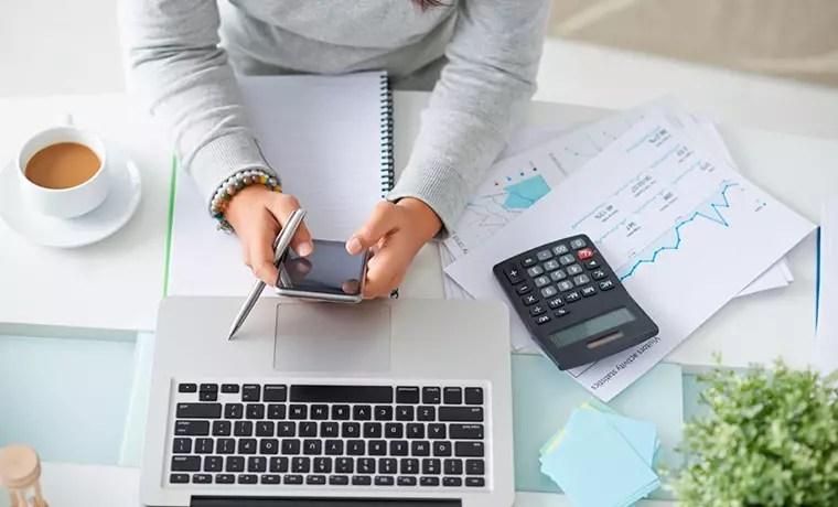 analisar finanças pessoais
