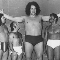 15 Photos Of André The Giant You Won't Believe Aren't Photoshopped